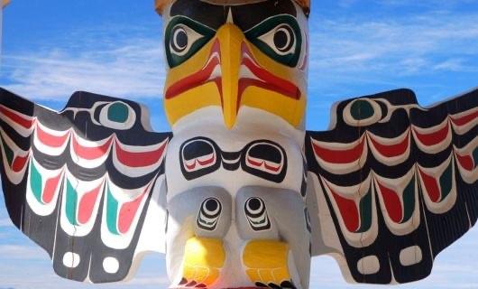 Tsa Kwa Luten Lodge auf Quadra Island BC