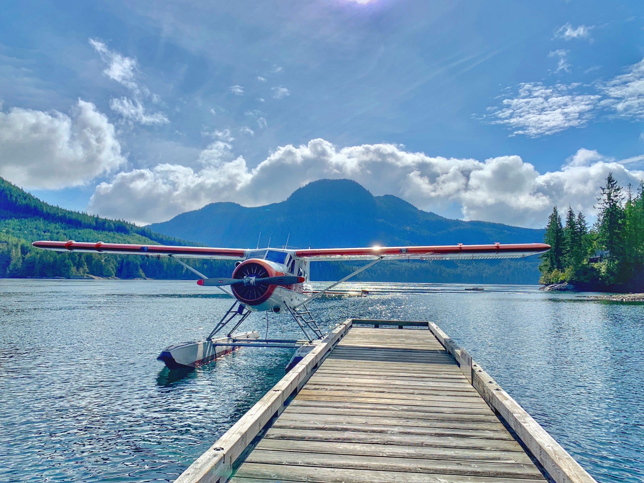 Kanada, BC, erdrot-travel