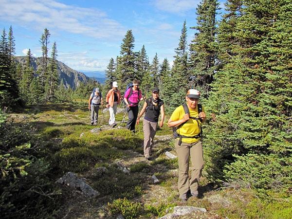errot-travel, Yukon, Frances Lake Wilderness Lodge