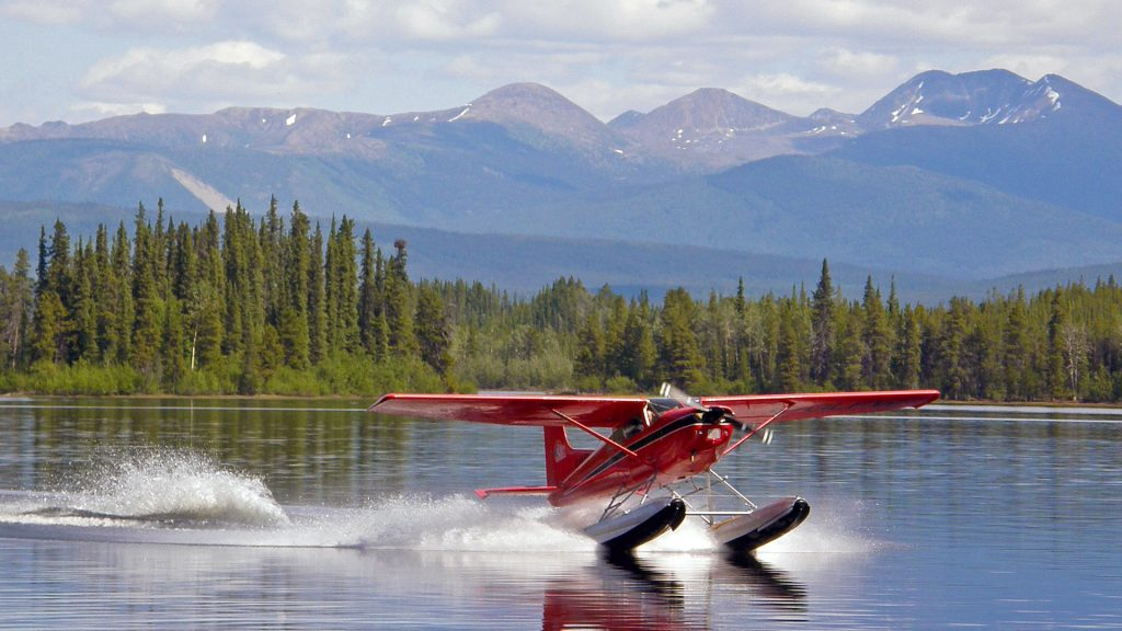 erdrot-travel, Yukon-Frances Lake Wilderness Lodge